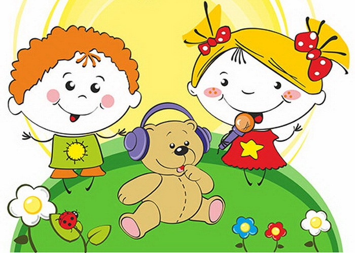 Скачать детские песни в mp3