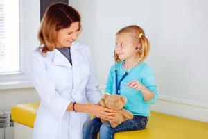 Основные показатели здоровья детей и подростков