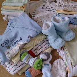 Что надо купить для новорожденного ребенка