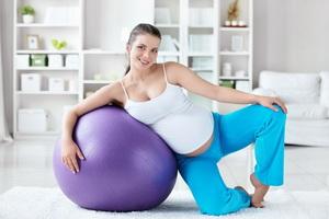 Двигательная и физическая активность беременных женщин