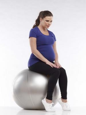 Упражнение для беременных 3 триместр в домашних условиях в картинках 6