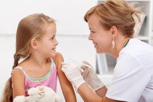Прививка от гриппа детям: условия вакцинации