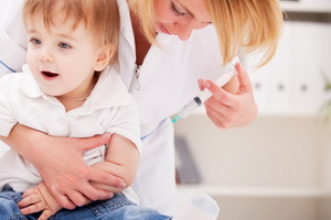 Прививка от эпидемического паротита детям