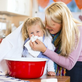 Симптомы бронхита у ребенка
