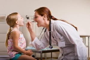 Ангина у детей: признаки, причины и лечение в домашних условиях