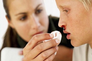 Кровотечения у детей: причины и первая помощь