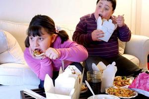 Проблема ожирения у детей и подростков