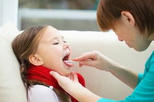 Скарлатина у детей: признаки, осложнения и лечение
