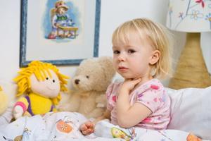 Фарингит у детей: причины, признаки и лечение