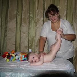Повышен тонус у грудничка массаж 23