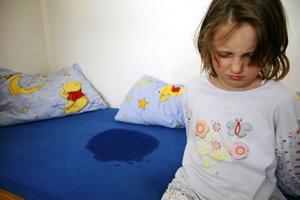 Ночной энурез у детей: причины и как лечить недержание мочи