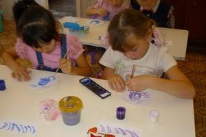 Развитие ребенка дошкольного возраста через рисование