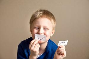 Особенности формирования характера у дошкольника