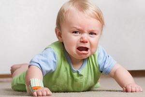 Возрастная психология: кризис 1-го года жизни у ребенка