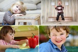 Типы темпераментов детей: особенности и характеристика