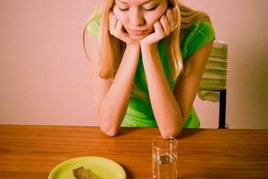 Синдром нервной анорексии у детей: причины и симптомы