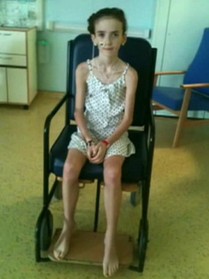 Ребёнок болен анорексией фото