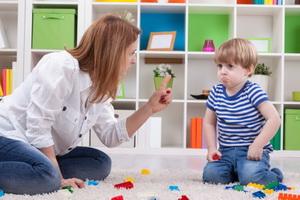 Как приучить ребенка к слову «нельзя» в процессе воспитания