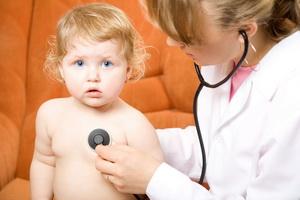 Особенности строения и развития дыхательной системы у детей