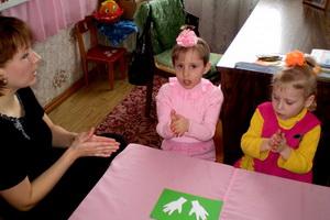 Игровой самомассаж для детей дошкольного возраста 3-4 и 5-6 лет