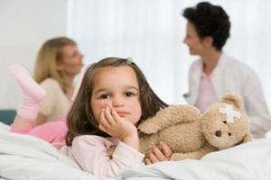 Психосоматика у детей: почему ребенок часто болеет