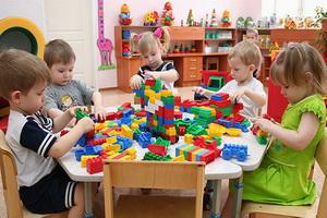 Период адаптации ребенка в детском саду