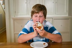 Психосоматическое ожирение у детей и подростков
