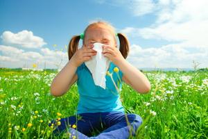 Аллергия у ребенка психосоматика