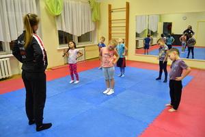 Занятия физкультурой и спортом с детьми 4-5 лет