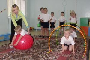 Физическое и нервно-психическое развитие детей 4-5 лет