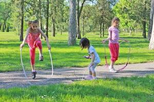 Физическое развитие и занятия спортом для детей 6-7 лет