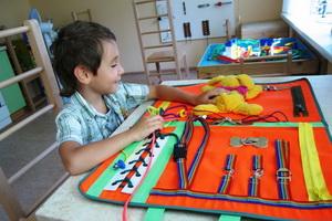 Развитие мелкой моторики рук у детей 4-5 лет