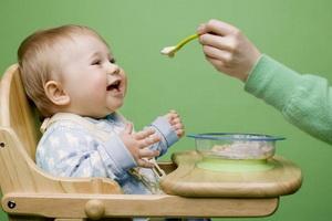 Правильное питание детей раннего и дошкольного возраста