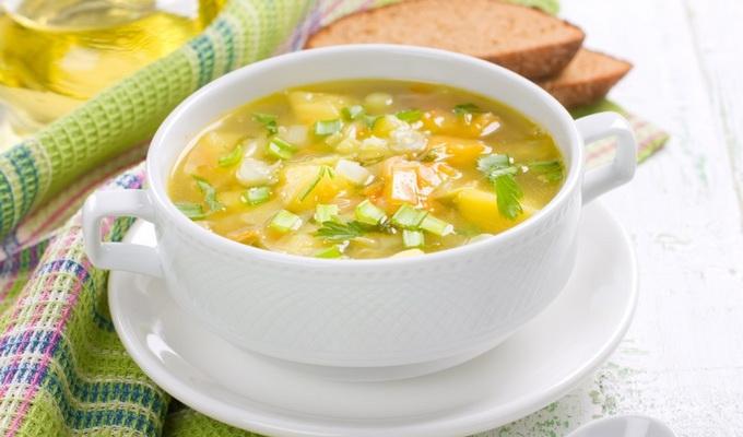 рецепт супа для ребенка 1,6