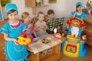 Детские сюжетно-ролевые игры для развития ребенка