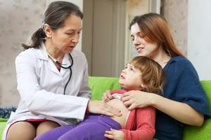 Острый и хронический гастрит у детей