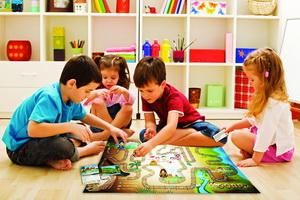 Детские развивающие игры для дошкольников