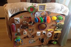 Как сделать детские игрушки из подручных материалов своими руками
