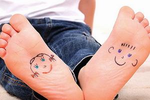 Плоскостопие у детей: виды, лечение и профилактика