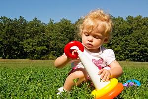 Особенности воспитания детей 1-3 лет