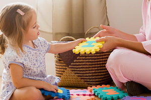 Стадии и условия развития ребенка