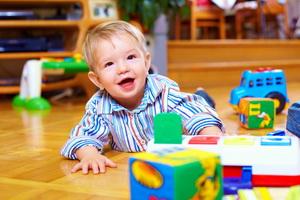 Подготовка ребенка к посещению детского сада
