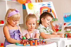 Воспитание у детей культуры общения и правильного поведения