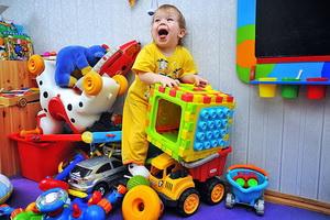 Основные особенности развития детей раннего возраста