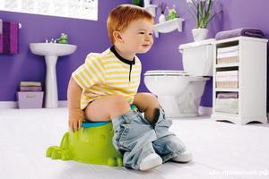 Как правильно приучить ребенка к горшку: практические советы