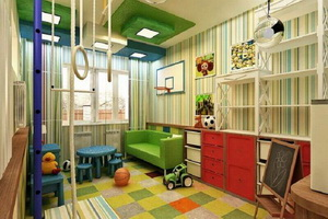 Как оборудовать дома сенсорную детскую комнату