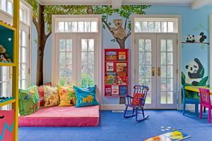 Создание развивающей среды при обустройстве детской комнаты