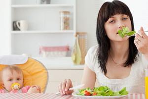 Питание после родов: что рекомендуется есть кормящей матери