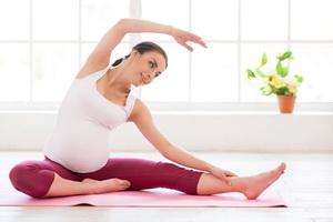 Мышечные упражнения для беременных женщин