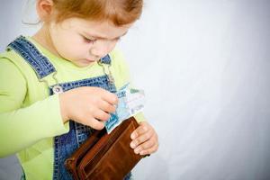 Как отучить маленького ребенка воровать